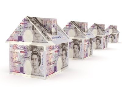 Bank shows continued – albeit small – increased in lending on property