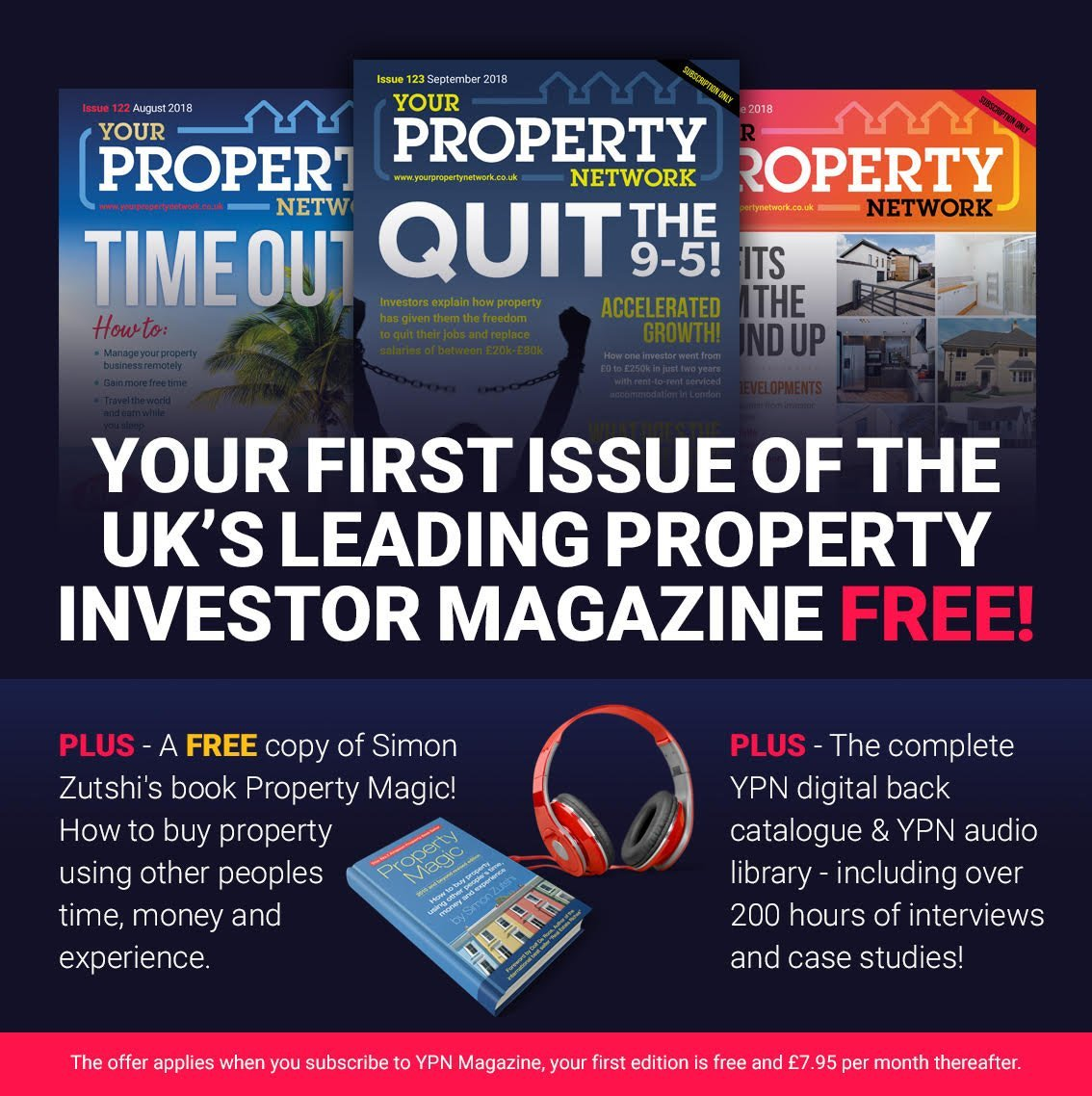 Try YPN magazine for free!