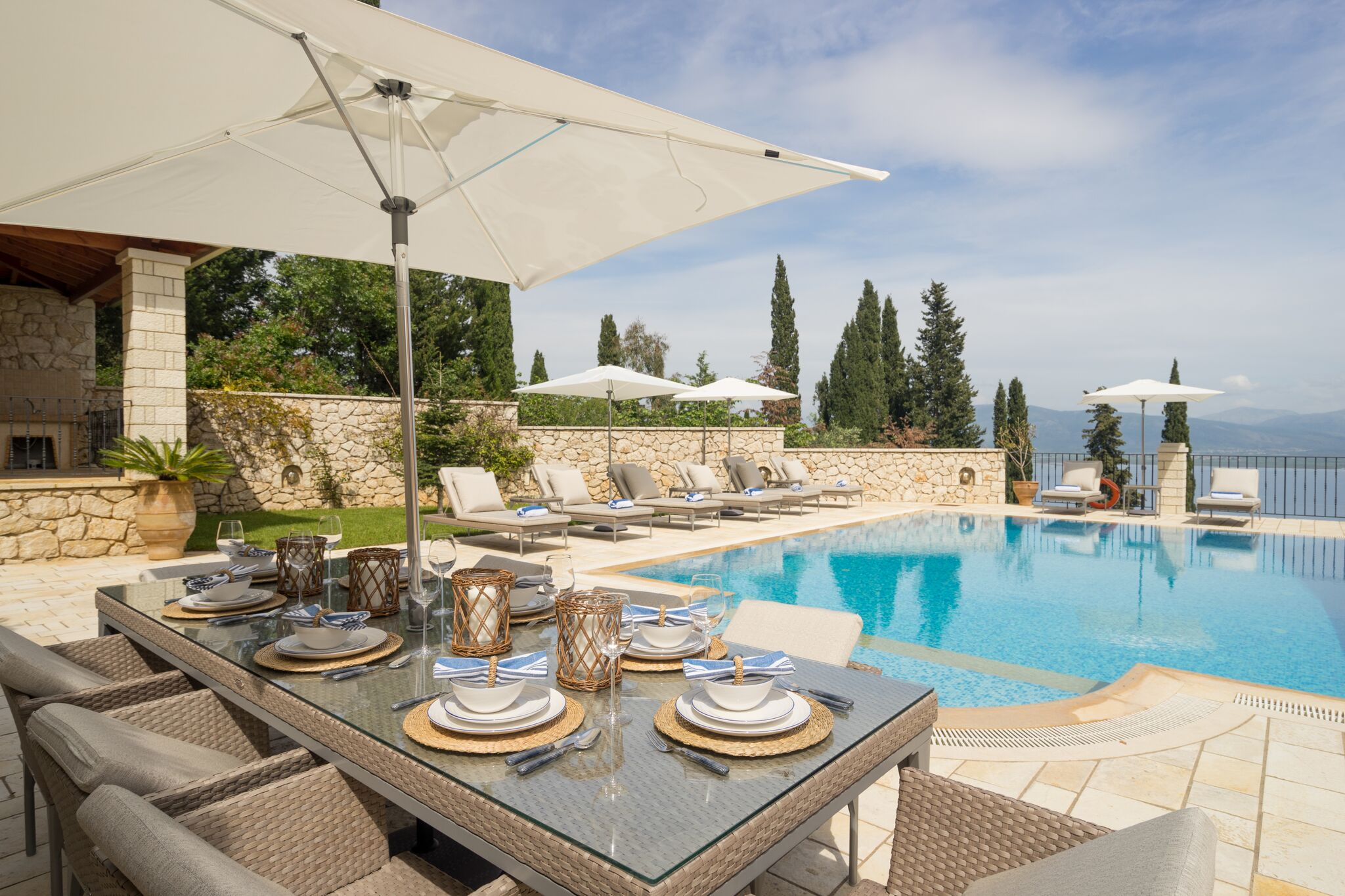 New Corfu villa added to the Hideaways Club Classic Collection