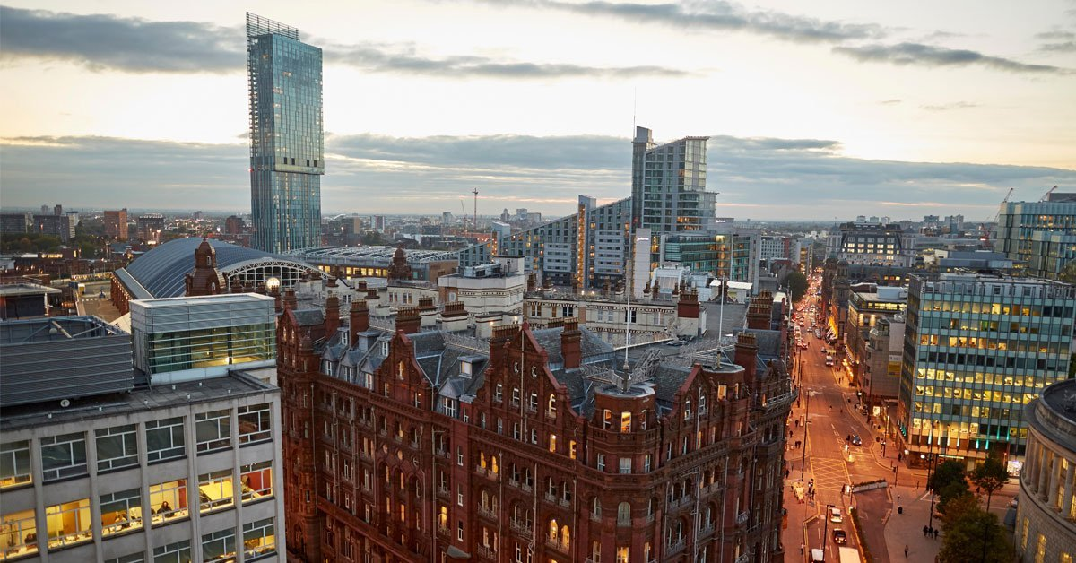 Why Manchester is competing with London when it comes to buy-to-let investment
