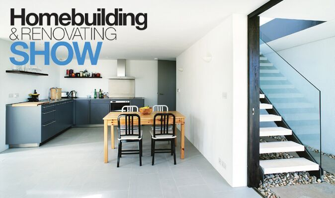 Free tickets to the London Homebuilding and Renovating Show