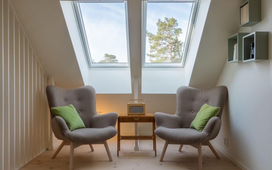 Why Skylights and Roof Windows can boost your health!