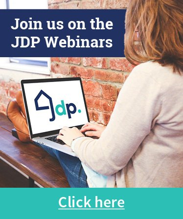 Register on the next JDP webinar