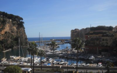 Built from the sea; Monaco's history of land reclamation