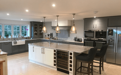 The Top 3 Types of LED Lighting to Give Your Kitchen That Perfect Finish!